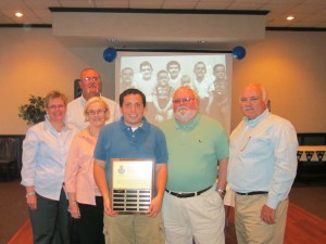 2011 Scholarship winner