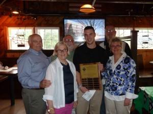 2012 Scholarship Winner
